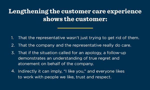 Customer Service Empowerment: Freedom in a Framework • Balance quality control and authenticity • Forgo strict guidelines and phone scripts • Replace scripts with empowering brand language • Identify strong keywords • Build in efficiency
