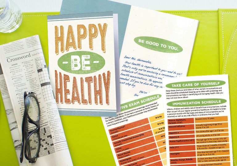 Rewarding Healthy Behaviors Case Study