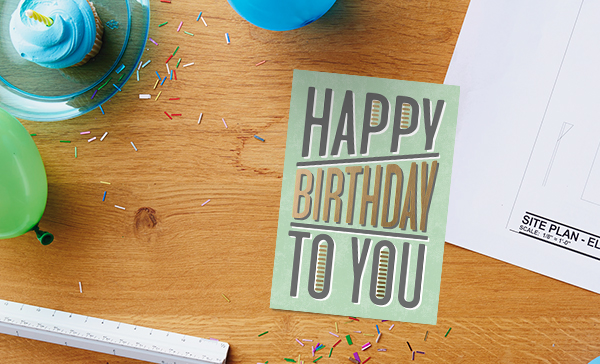 Don't miss the chance to celebrate your customers' birthdays. It's an easy win for marketers!